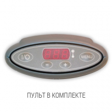 Saunaispa | Парогенератор TYLO STEAM 6VA 3х400V+N, 1/3х230V артикул 66202020