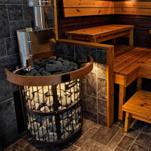 Saunaispa | Дровяная печь Harvia Legend 150 SL 16 кВт