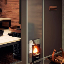 Saunaispa | Дровяная печь Harvia Legend 240 DUO 21 кВт